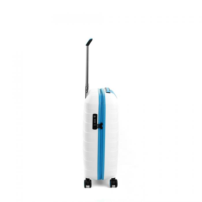 Trolley Cabine  WHITE/LIGHT BLUE Roncato