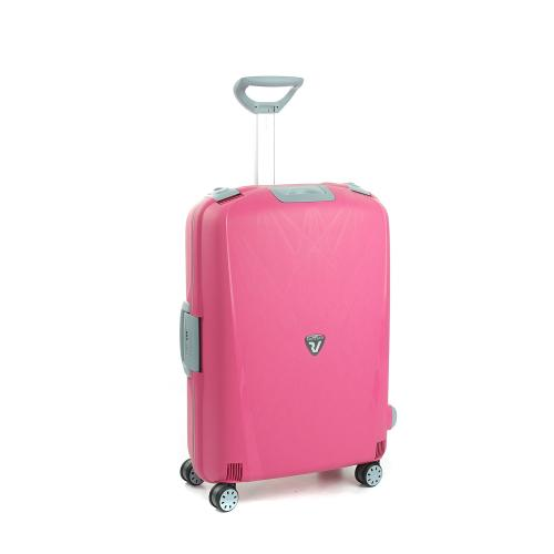MEDIUM LUGGAGE  FUCSIA
