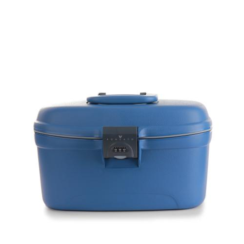 BEAUTY CASE  BLU AVIO