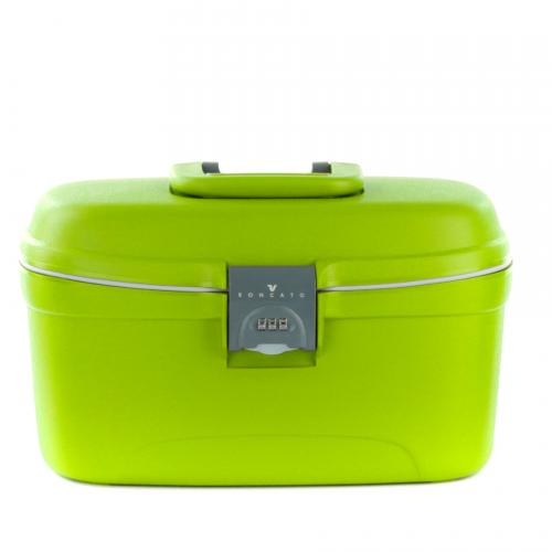 BEAUTY CASE  VERDE ACIDO