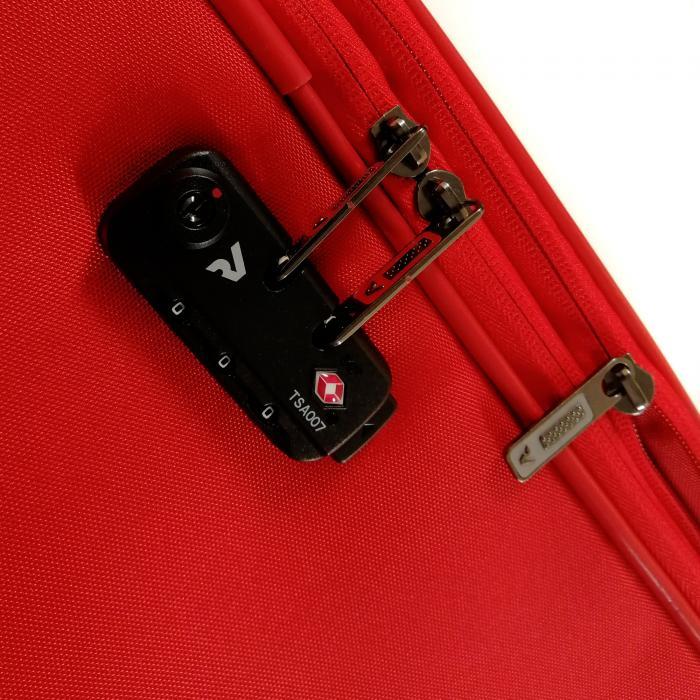 Mittelgrosse Koffer  ROT Roncato