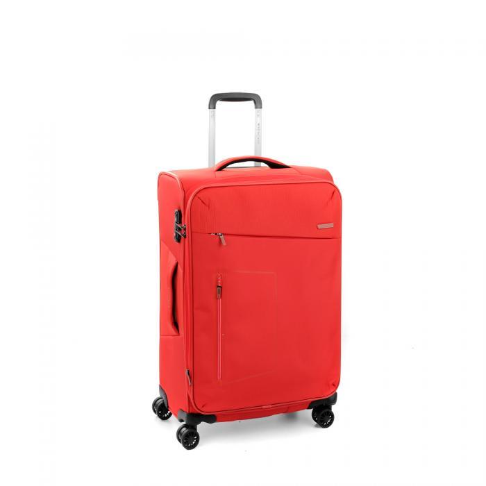 Mittelgrosse Koffer  ROT