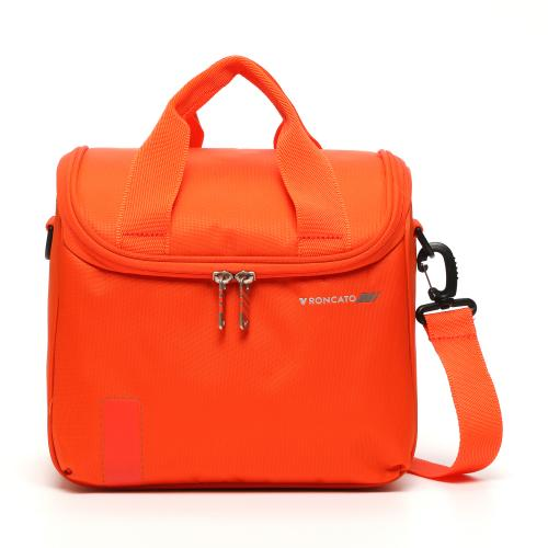 BEAUTY CASE  ORANGE