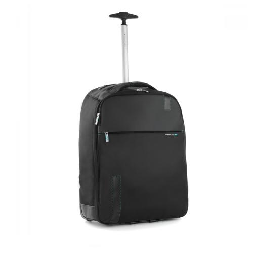 MOCHILA TROLLEY  BLACK