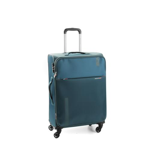 TROLLEY MEDIO M  BLU