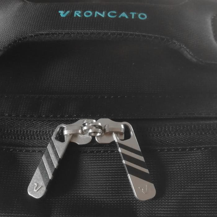 Zaino Trolley  NERO Roncato