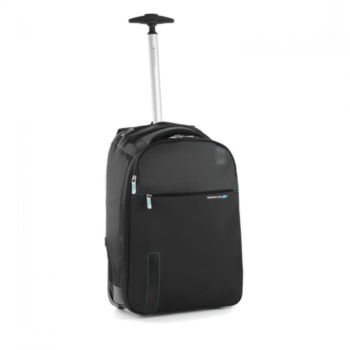 Wheeled Backpack  BLACK