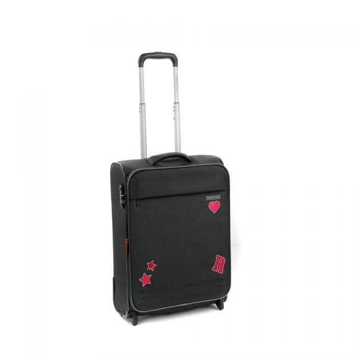 Cabin Luggage  BLACK/PINK