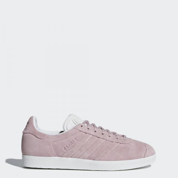 Adidas Originals Scarpe Gazelle Stitch And Turn  Donna ROSA