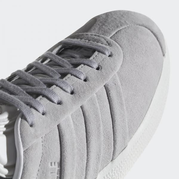 Adidas Originals Scarpe Gazelle Stitch And Turn  Donna GRIGIO Tifoshop