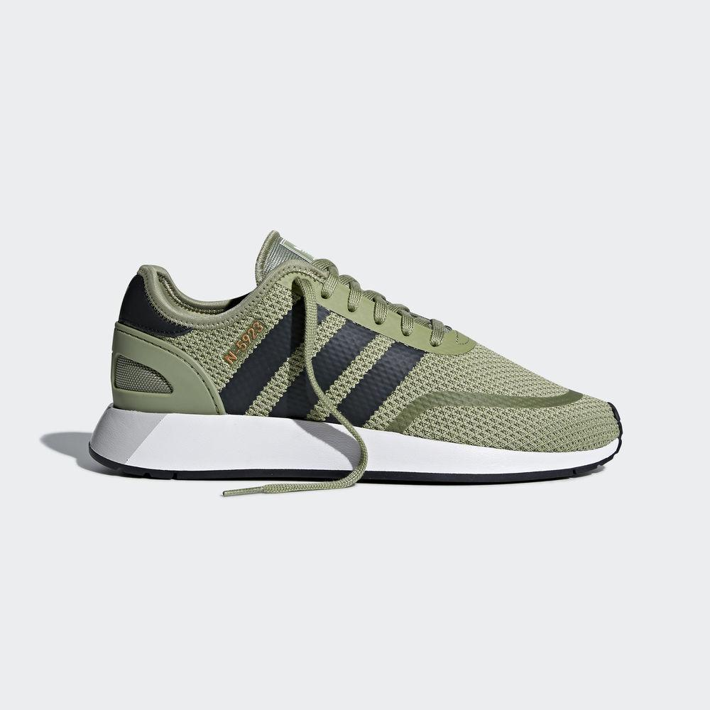 e4f1dc71d19 Adidas Originals Shoes N-5923 Tent Green carbon ftwr White - Tifoshop.com