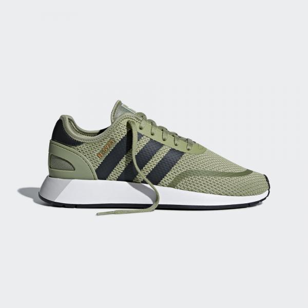 Adidas Originals Shoes N-5923 Tent Green/Carbon/Ftwr White