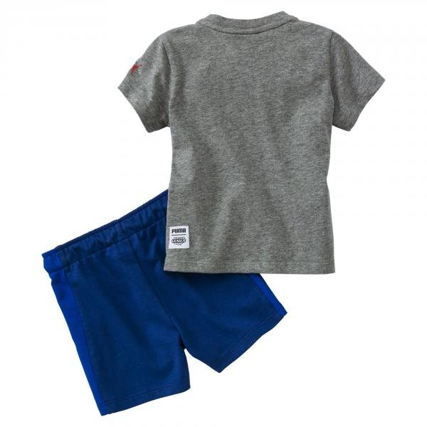 Puma Completo Justice League  Junior Grigio Tifoshop
