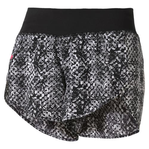 Puma Short Pants Blast Graphic 3''  Woman