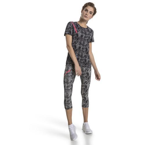 Puma Pantalone Graphic 3/4  Donna