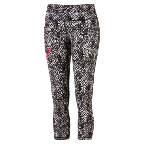 Puma Pant Graphic 3/4  Woman