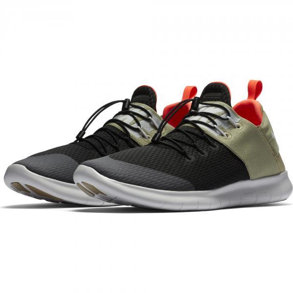 Nike Schuhe Free Rn Commuter 2017 BLACK/VAST GREY-NEUTRAL OLIVE Tifoshop