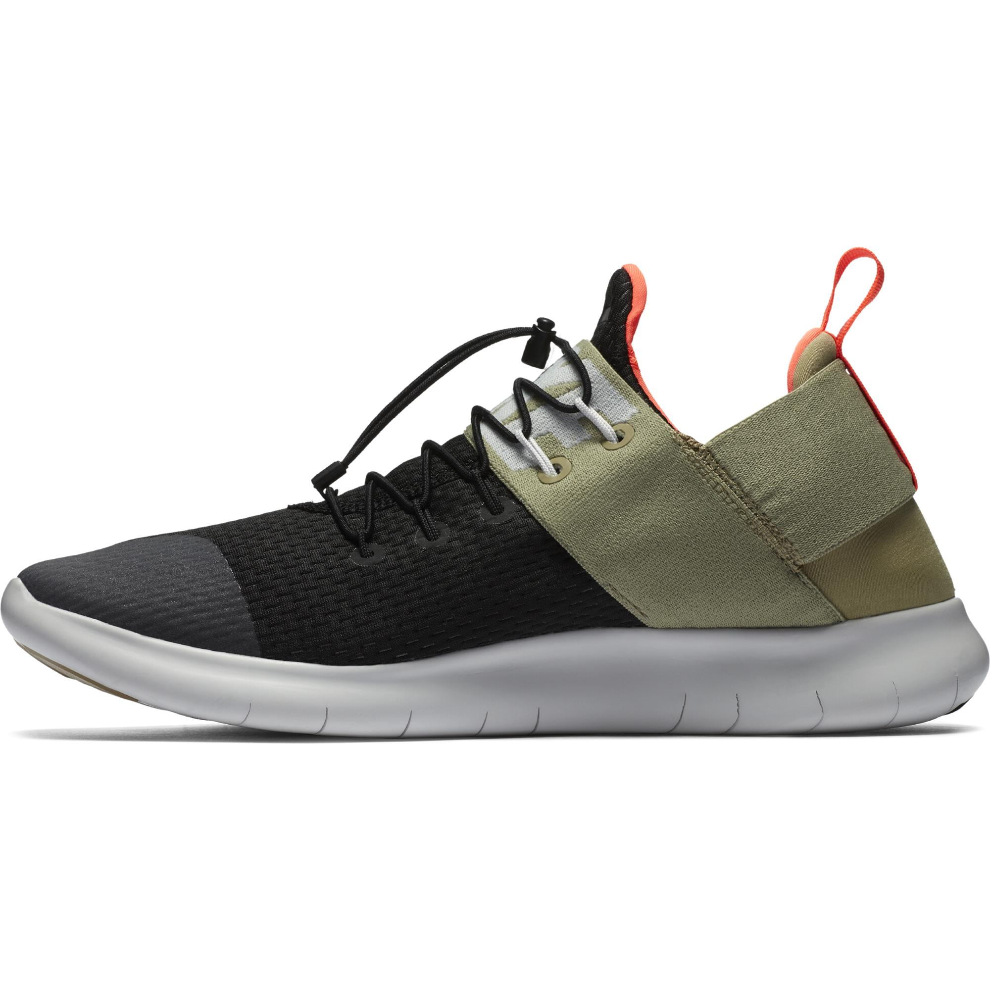436959cfd47ae Nike Shoes Free Rn Commuter 2017 Black vast Grey-neutral Olive ...