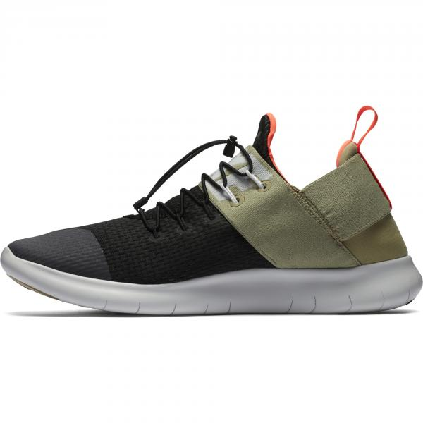 Nike Schuhe Free Rn Commuter 2017 BLACK/VAST GREY-NEUTRAL OLIVE