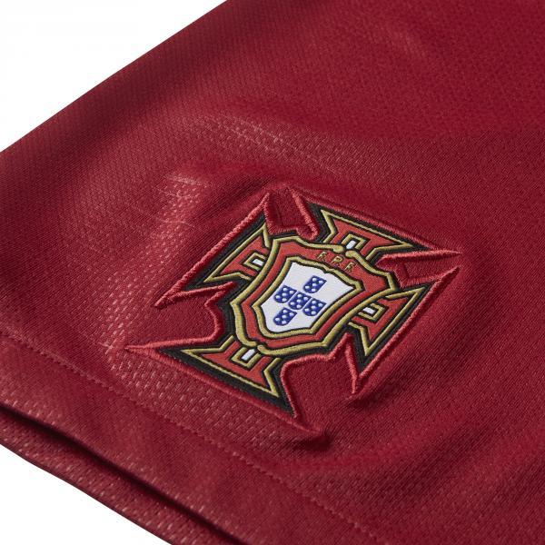 Nike Pantaloncini Gara Home Portogallo   18/20 Rosso Tifoshop
