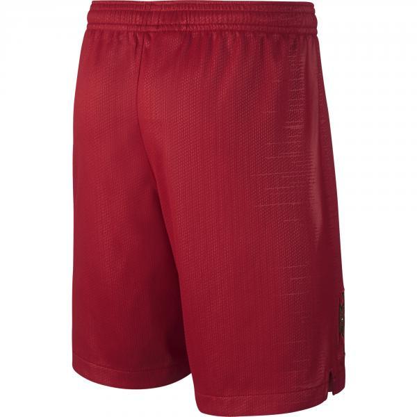 Nike Pantaloncini Gara Home Portogallo Junior  18/20 Rosso Tifoshop