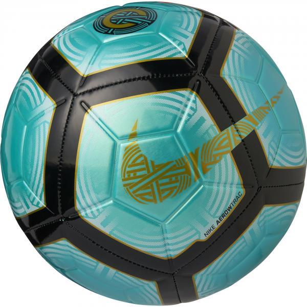 Nike Ball Cr7 Strike   Cristiano Ronaldo CLEAR EMERALD/BLACK/GOLD Tifoshop