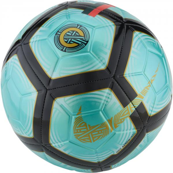 Nike Ball Cr7 Strike   Cristiano Ronaldo CLEAR EMERALD/BLACK/GOLD