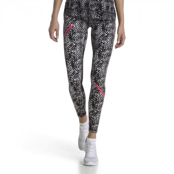 Puma Pantalone Graphic  Donna Nero Tifoshop