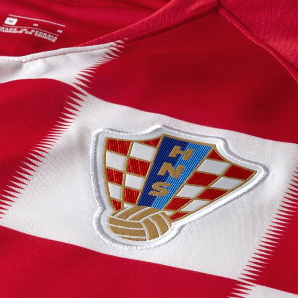 Nike Maglia Gara Home Croazia   18/20 Rosso Tifoshop