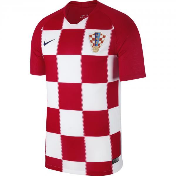 Nike Maglia Gara Home Croazia   18/20 Rosso