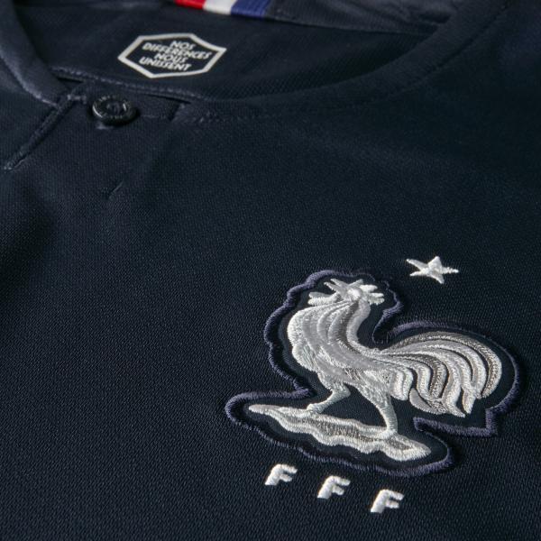 Nike Maglia Gara Home Francia   18/20 Blu Tifoshop