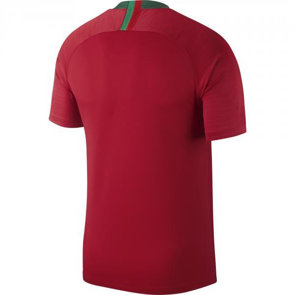 Nike Maglia Gara Home Portogallo   18/20 Rosso Tifoshop