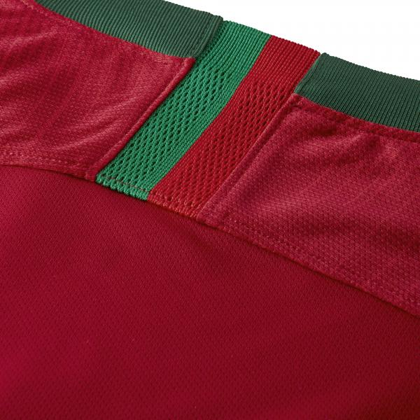 Nike Maillot De Match Home Portugal   18/20 GYM RED Tifoshop