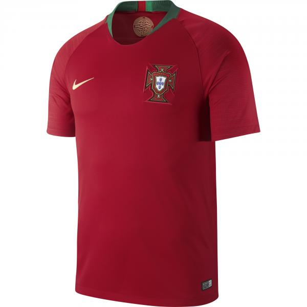 Nike Maglia Gara Home Portogallo   18/20 Rosso