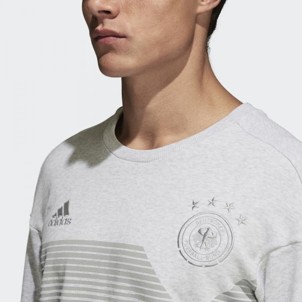 Adidas Sweat  Germany LIGHT GREY HEATHER Tifoshop