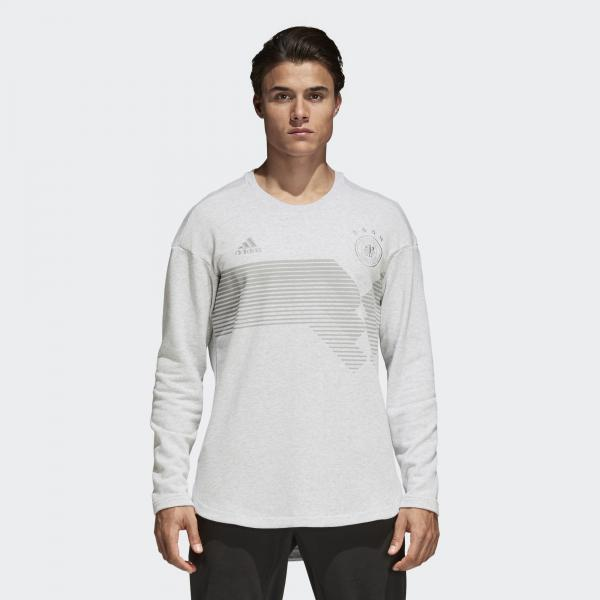 Adidas Sweatshirt  Germany LIGHT GREY HEATHER