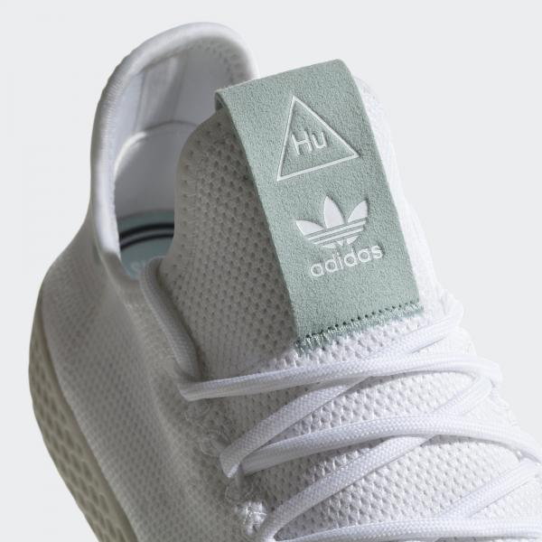 Adidas Originals Schuhe Pw Tennis Hu WHITE Tifoshop