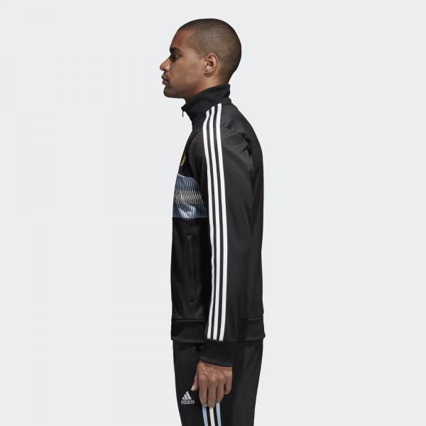 Adidas Felpa  Argentina Nero Tifoshop