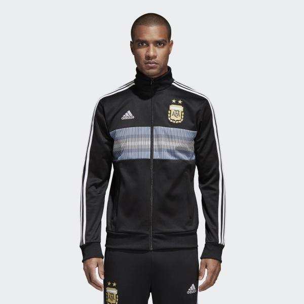 Adidas Felpa  Argentina Nero