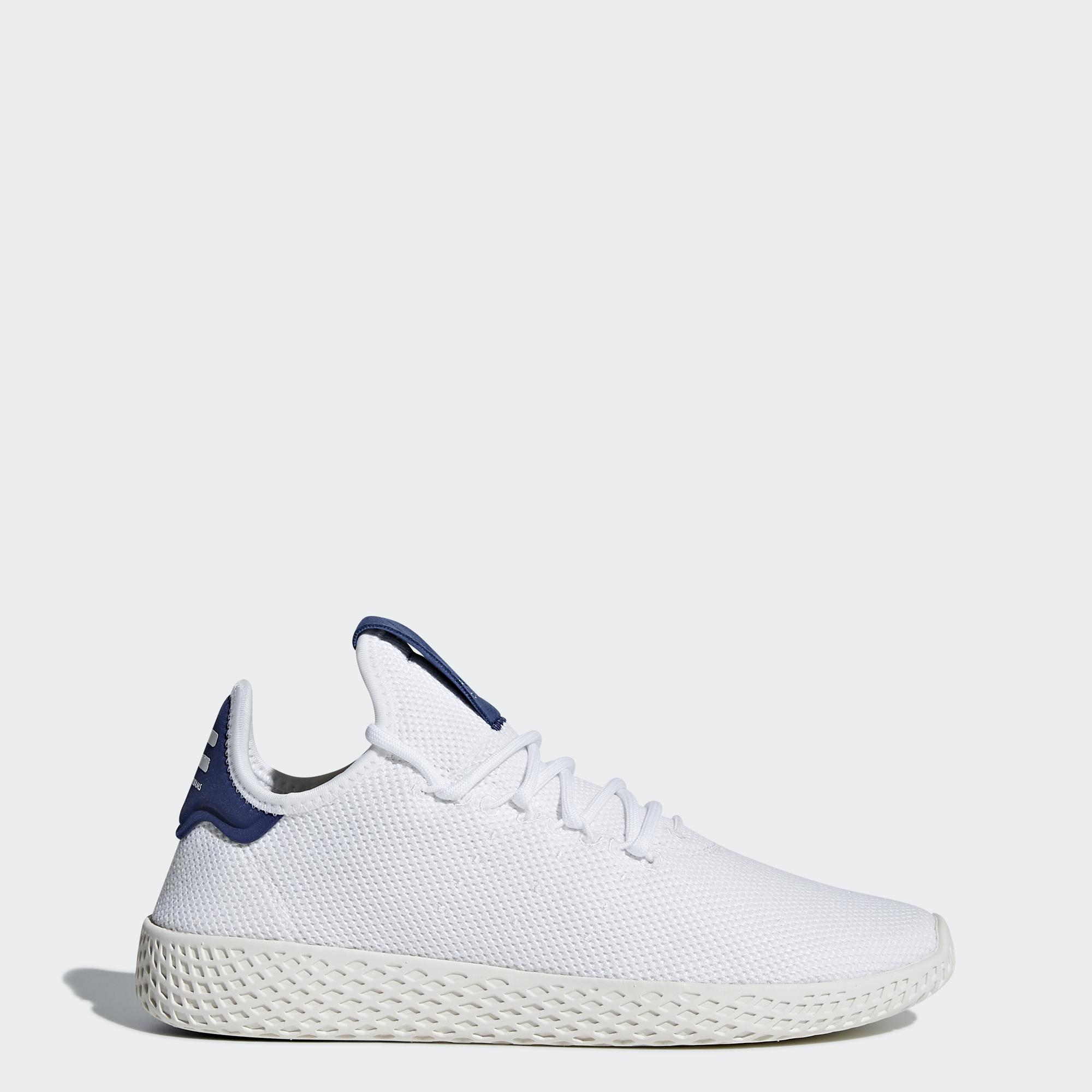 innovative design 3715e 357b2 ADIDAS X Pharrell Williams TENNIS HU W Bianco Blu Art. db2559 Sneaker donna  - mainstreetblytheville.org