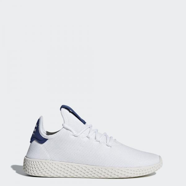 Adidas Originals Scarpe Pw Tennis Hu  Donna BIANCO