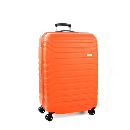 TROLLEY GRANDE TAILLE  ORANGE