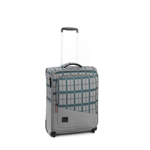 CABIN LUGGAGE  MULTICOLOR GREEN