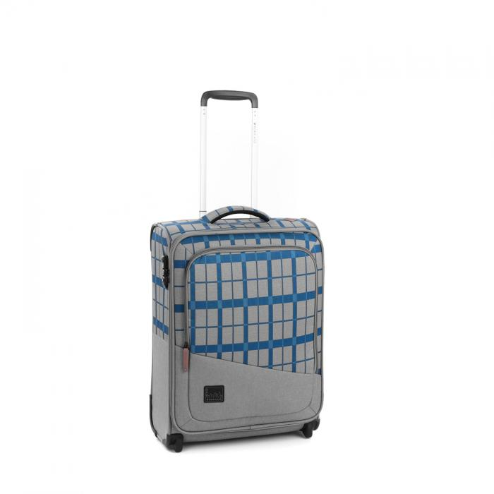 Cabin Luggage  MULTICOLOR LIGHT BLUE
