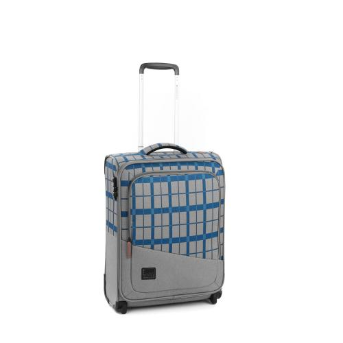TROLLEY CABINA  AZZURRO MULTICOLOR