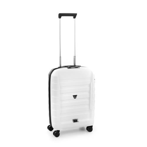 CABIN LUGGAGE  WHITE/BLACK