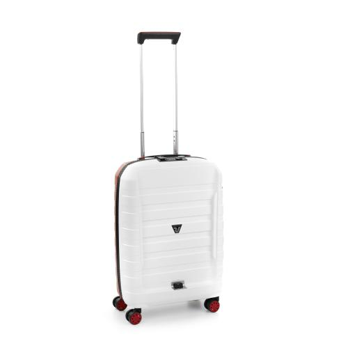 CABIN LUGGAGE  WHITE/RED