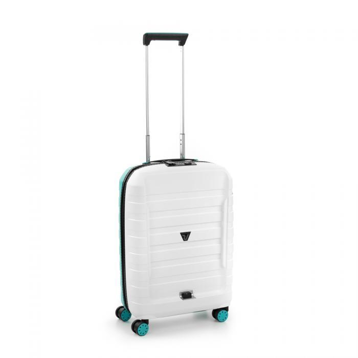Cabin Luggage  WHITE/EMERALD