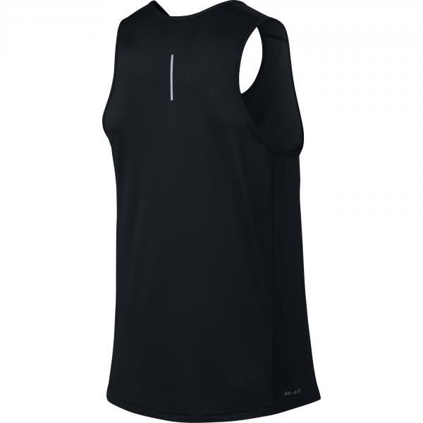 Nike Canotta Miler Nero Tifoshop