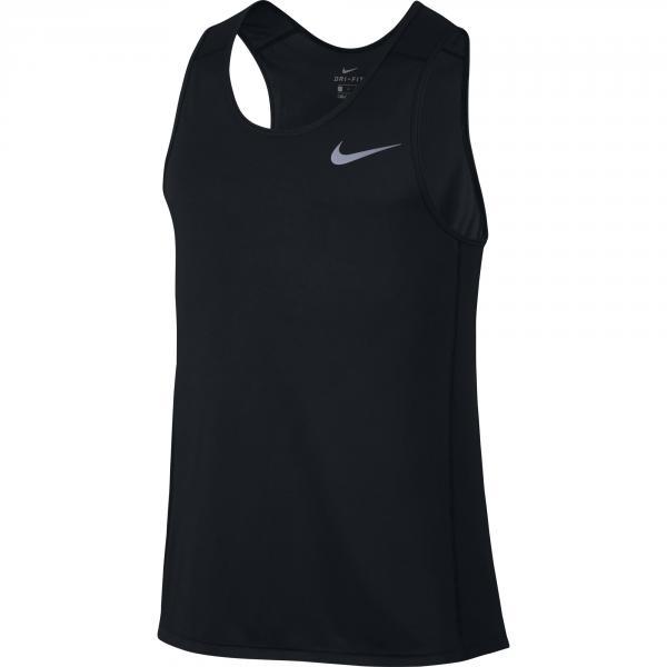 Nike Canotta Miler Nero